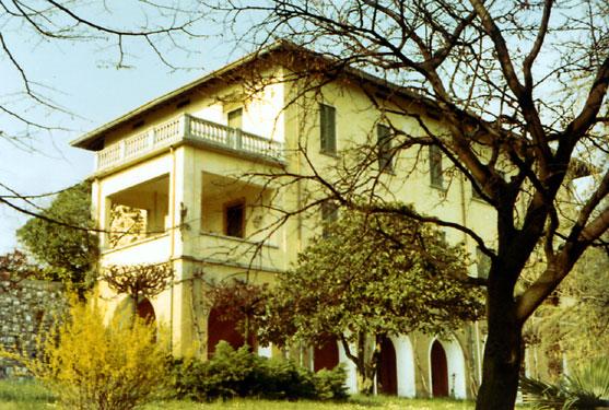 villa gadda lato sud ovest